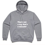 Queensland Maroons - All Time 'That's not a try, that's a miracle' Throwback Jumper - AS Colour - Unisex - AS Colour - Unisex Stencil Hood
