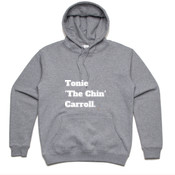 Brisbane Broncos - Tonie 'The Chin' Carroll.' Throwback Jumper - AS Colour - Unisex  - AS Colour - Unisex Stencil Hood